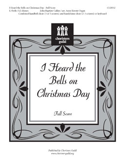 I Heard the Bells on Christmas Day (Full Score)