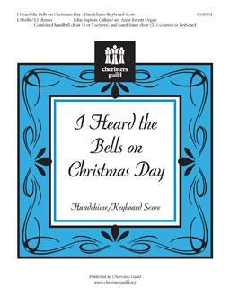 I Heard the Bells on Christmas Day (Handchime Score)