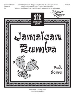 Jamaican Rumba (Full Score, includes instrumental parts)