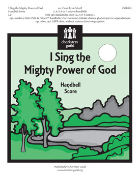 I Sing the Mighty Power of God (Full Score)
