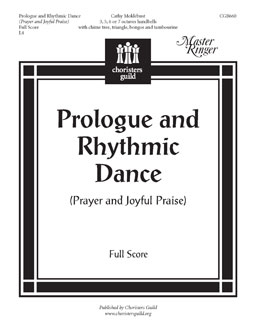 Prologue and Rhythmic Dance - Full Score