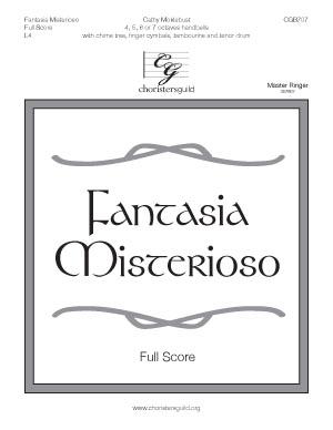 Fantasia Misterioso - Full Score