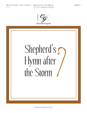 Shepherd's Hymn after the Storm
