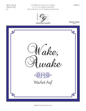 Wake, Awake (Wachet Auf)