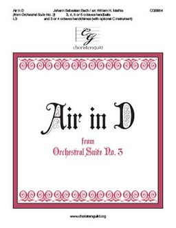 Air in D (from Orchestral Suite No. 3)