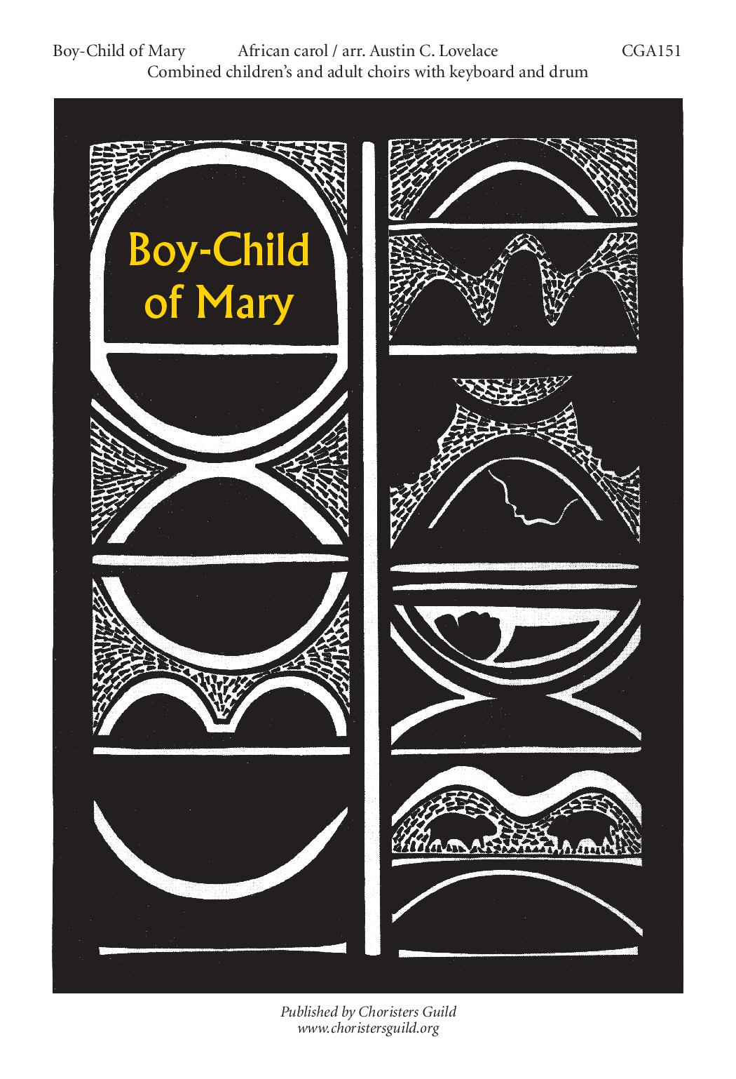 Boy-Child of Mary