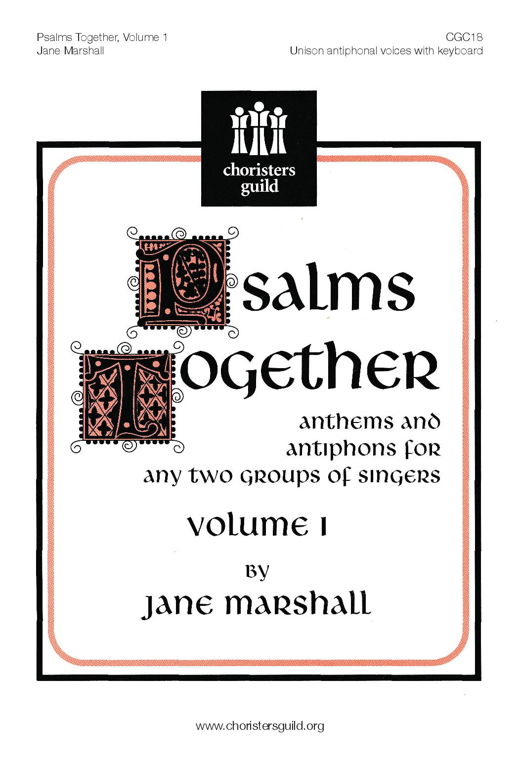 Psalms Together