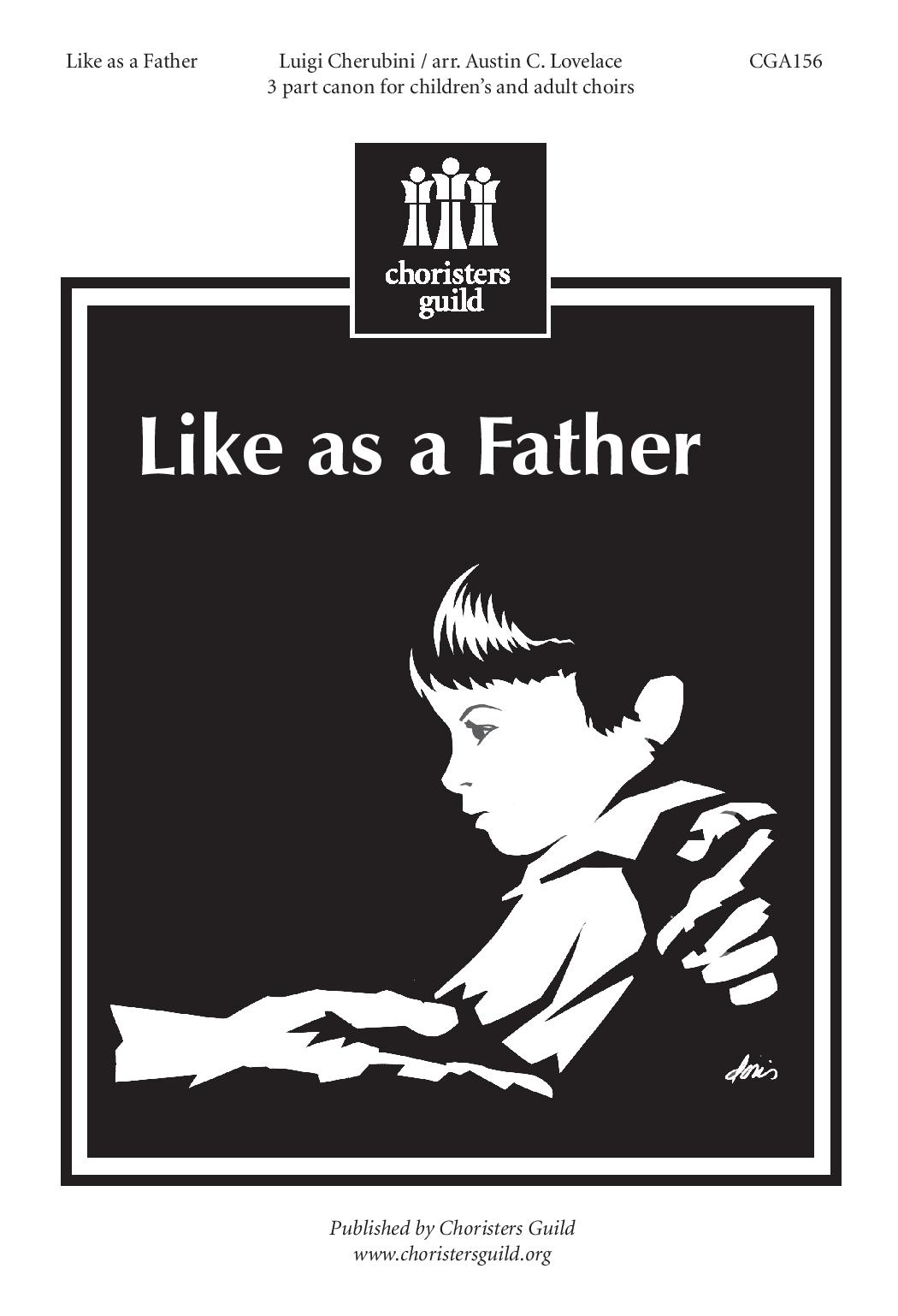 Like As a Father