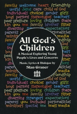 All God's Children  Preview Kit includes scoredemo CD
