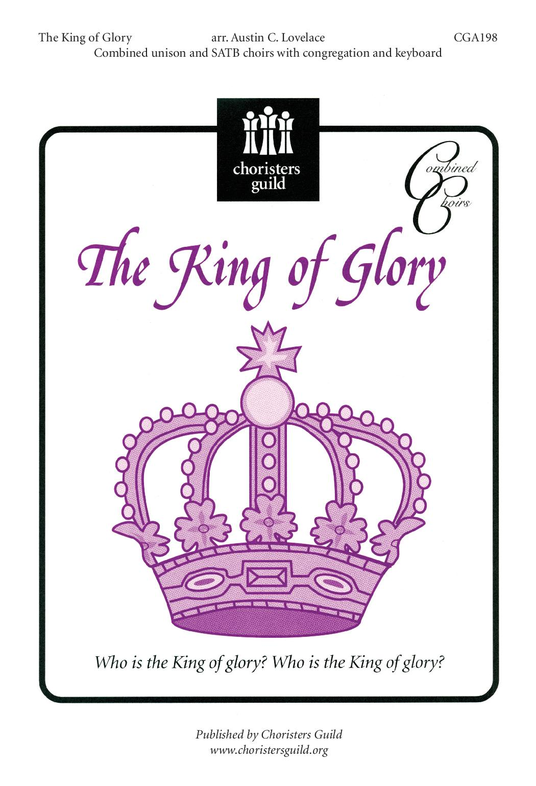 The King of Glory