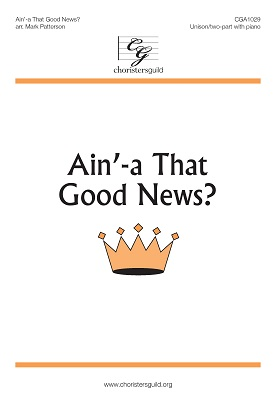 Ain'-a That Good News?
