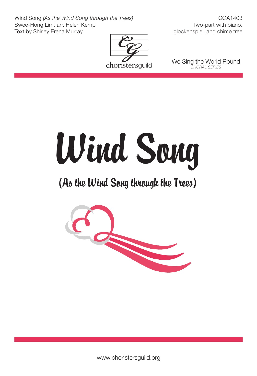 Wind Song (As the Wind through the Trees)