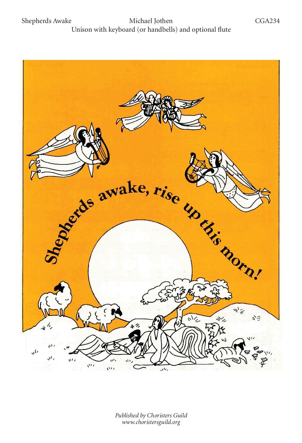 Shepherds, Awake