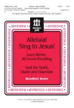 Alleluia! Sing to Jesus! (Handbell Score)