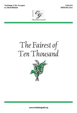 The Fairest of Ten Thousand - Audio Download