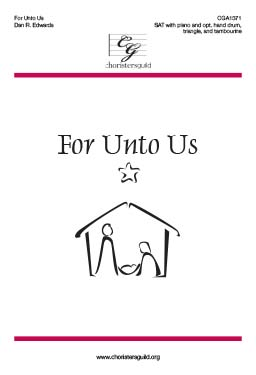 For Unto Us Audio Download