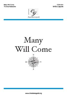 Many Will Come - Audio Download