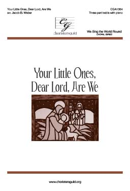 Your Little Ones, Dear Lord, Are We - Audio Download