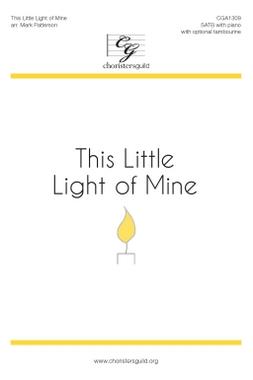 This Little Light of Mine (Accompaniment Track)