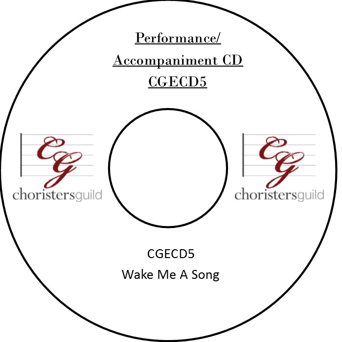 Wake Me a Song (Accompaniment CD)