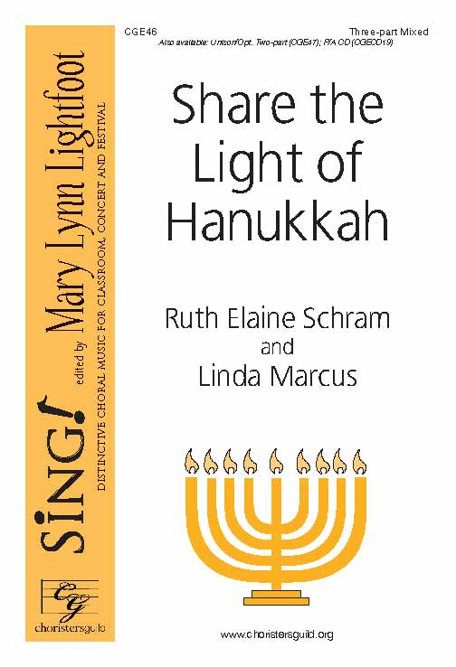 Share the Light of Hanukkah (Three-Part Mixed)