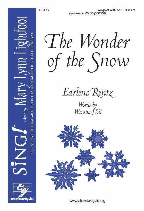 The Wonder of the Snow (Two-Part with Opt. Descant)