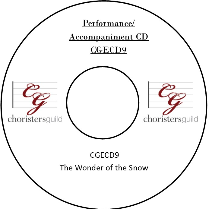 The Wonder of the Snow (Accompaniment CD)