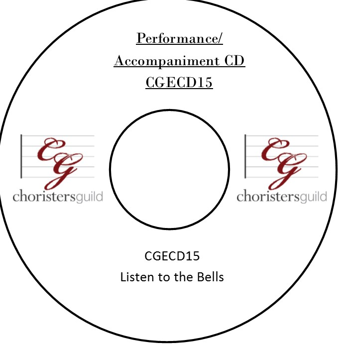 Listen to the Bells (Accompaniment CD)