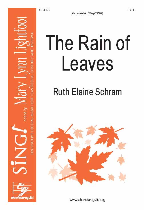 The Rain Of Leaves (SATB)