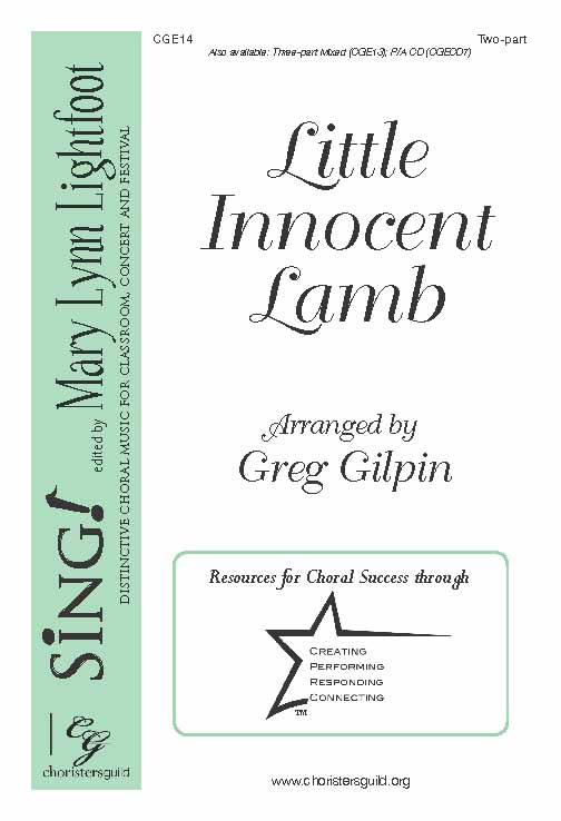 Little Innocent Lamb (Two-Part)