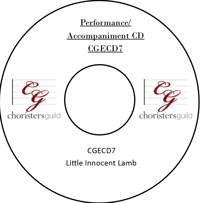 Little Innocent Lamb (Accompaniment CD)