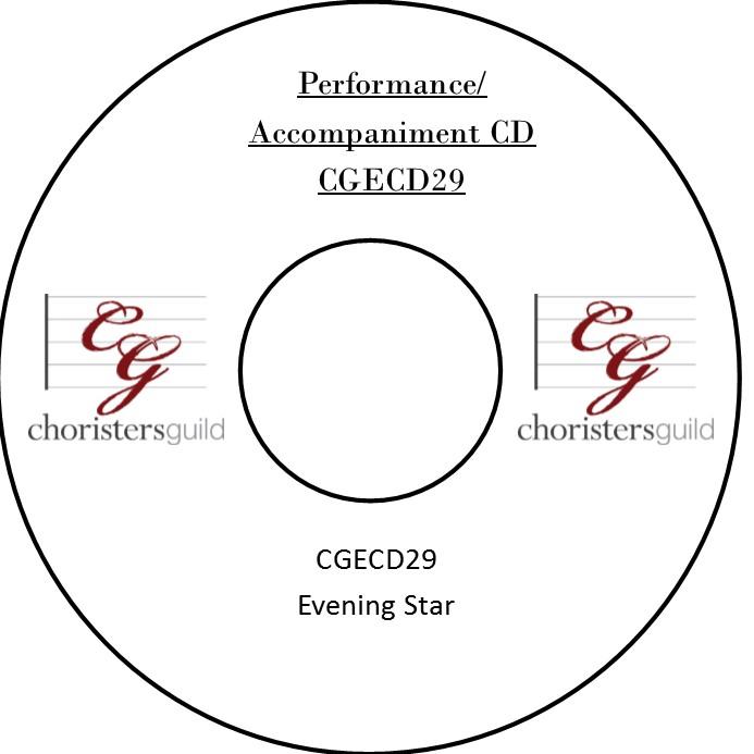 Evening Star (Accompaniment CD)