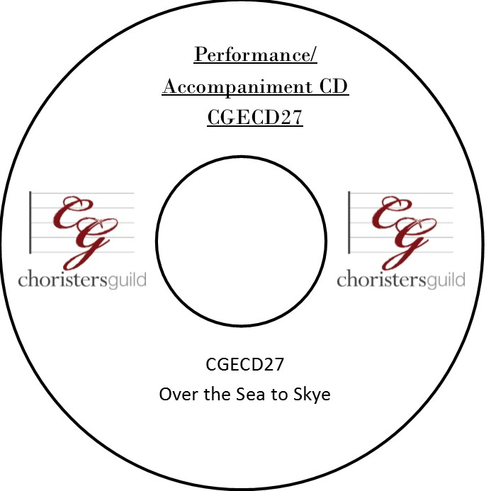 Over the Sea to Skye (Accompaniment CD)