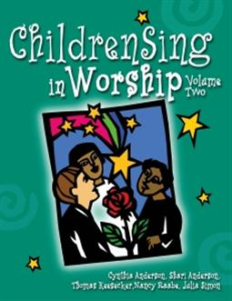 ChildrenSing in Worship, Volume 2