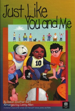 Just Like You and Me Preview Kit includes scoredemo CD