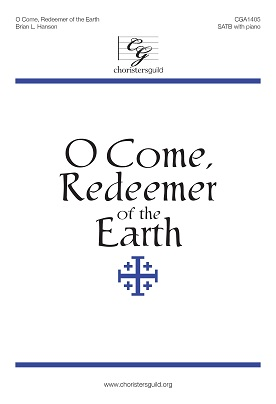 O Come, Redeemer of the Earth Accompaniment Track