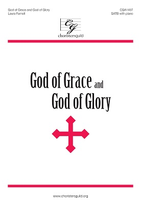 God of Grace and God of Glory (Accompaniment Track)