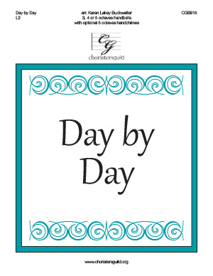 Day by Day (3, 4 or 5 octaves)