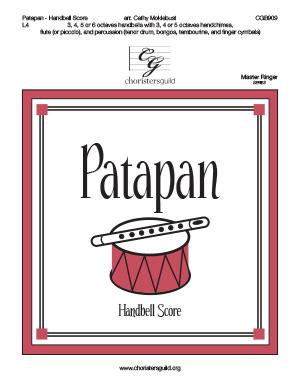 Patapan - Handbell Score