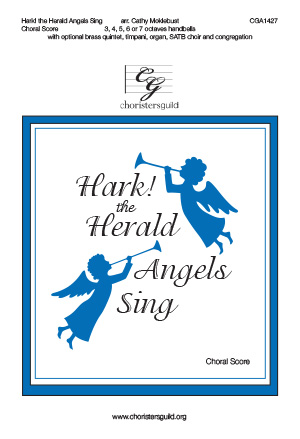 Hark! the Herald Angels Sing - Choral Score