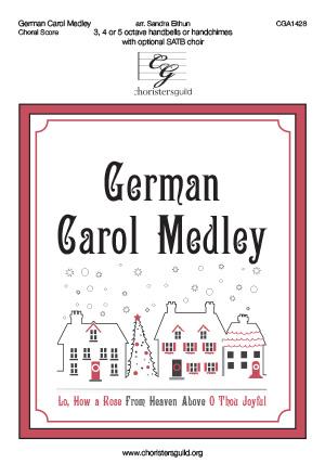 German Carol Medley - Choral Score