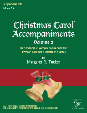 Christmas Carol Accompaniments, Volume 2