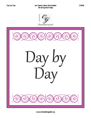 Day by Day (Harp Score)