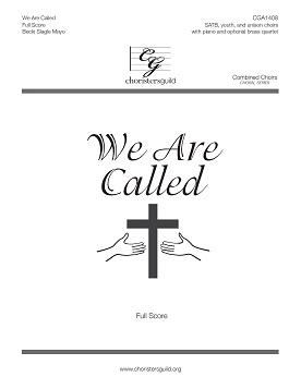 We Are Called (Reproducible Brass Parts)