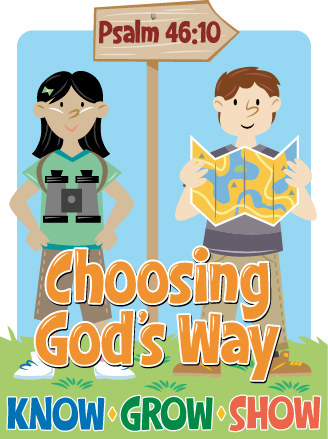 Choosing God's Way (Full Year) Curriculum -  Older Children