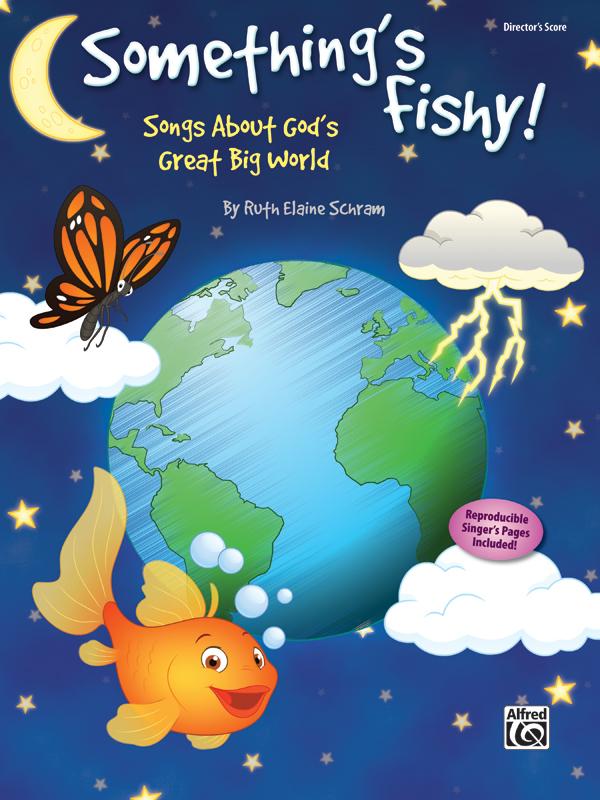 Something's Fishy! Director's Kit