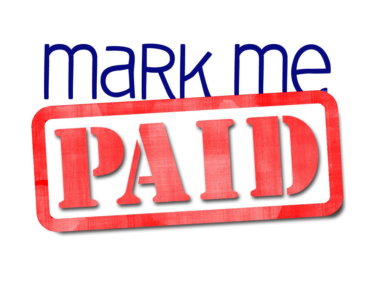 Mark Me Paid