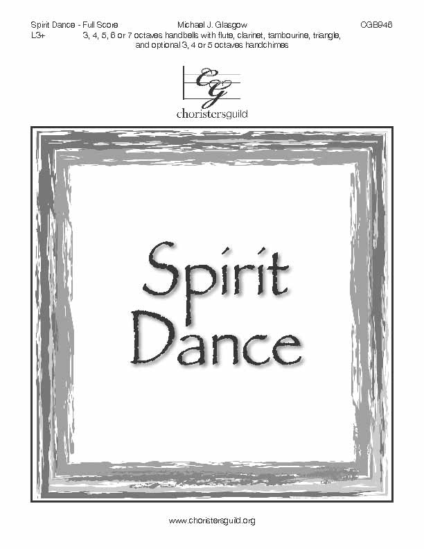 Spirit Dance - Full Score