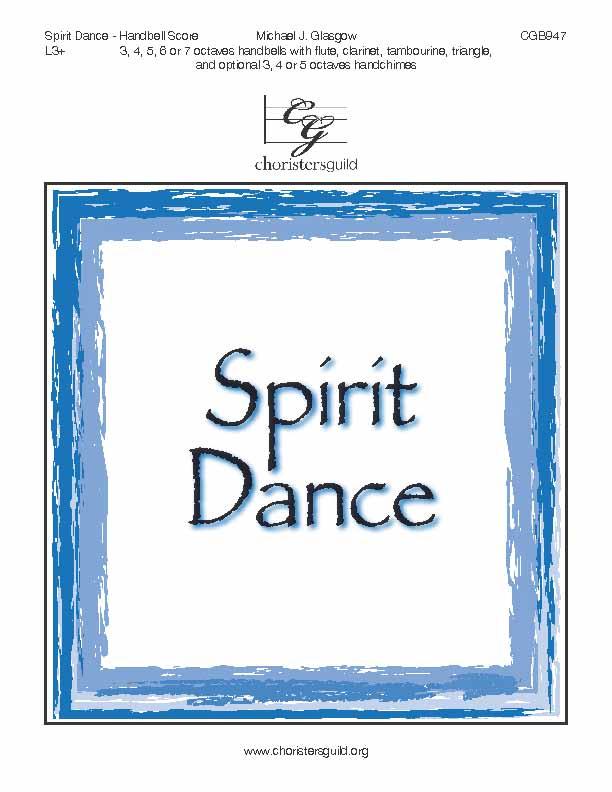 Spirit Dance - Handbell Score