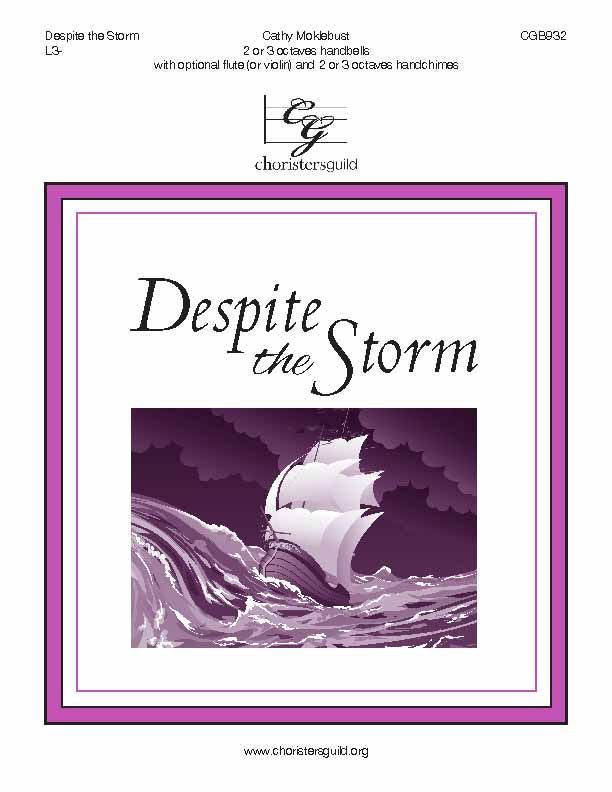 Despite the Storm (2 or 3 octaves)